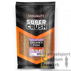 Sonubaits super crush chunky fish 2 kg