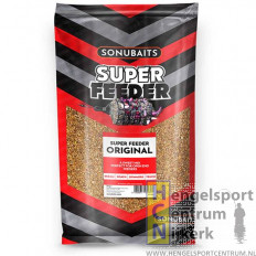 Sonubaits super feeder original groundbait 2 kg