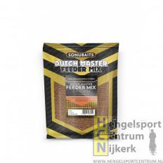 Sonubaits dutch master feeder mix brown 2 kg
