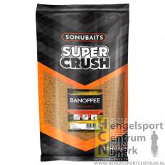 Sonubaits banoffee groundbait 2 kg