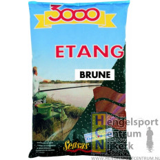 Sensas 3000 etang bruin 1 kg