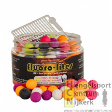 Starbaits Fluoro Lites Pop-Up Mixed Colors