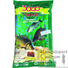 Sensas 3000 feeder brasem en grote vis 1 kg
