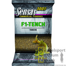 Sensas 3000 Commercial Fisheries F1/Tench 1 kg