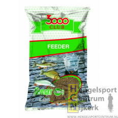 Sensas 3000 club feeder 1 kg