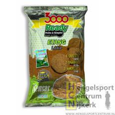 Sensas 3000 Ready Etang (Vijver) 1.25 kg