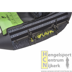 Gunki bellyboot hoofdstang