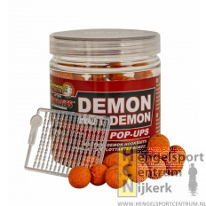 Starbaits Demon Hot Demon Pop-Up Boilies 80 gram