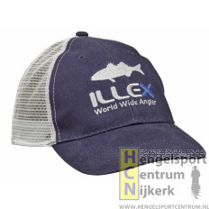 Illex cap trucker sea bass pet
