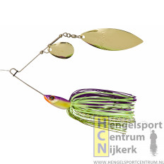 Gunki spinnerbait Spinnaker 1/2 PURPLE ROCK
