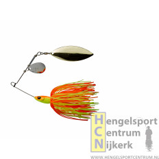 Gunki spinnerbait Spinnaker 1/2 ORANGE FLUO YELLOW