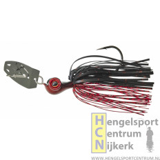 Gunki chatterbait Boomer BLACK & RED