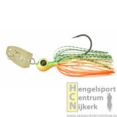 Gunki chatterbait Boomer FIRE TIGER