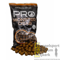 Starbaits Probiotic Monster Crab Boilies