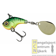 Illex deracoup 1/2 oz spinner HOT TIGER