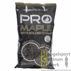 Starbaits Probiotic Maple Boilies
