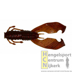 Gunki Boogie Craw Brown Oil Red Flake
