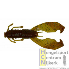 Gunki Boogie Craw Brown Pumpkin Green Flake