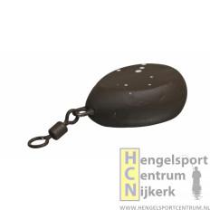 Starbaits karperlood flat pear lead swivel