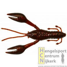 Gunki Hourra Craw Brown Oil Red Flake 10 cm