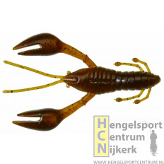 Gunki Hourra Craw Pumpkin Green Flake 10 cm