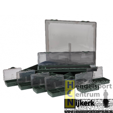 Starbaits session tackle box compleet