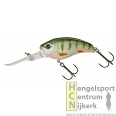 Gunki plug DD Gigan 73F GREEN PERCH