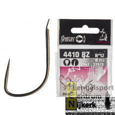 Sensas haken Crazy Bait Barbless 4410 BZ