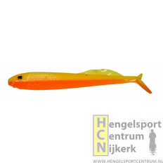 Gunki Shad V2IB 14,5 cm CHICK ORANGE BELLY