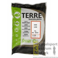 Sensas Dark Leam (Donkere Leem) 2 kg