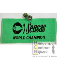 Sensas handdoek compact