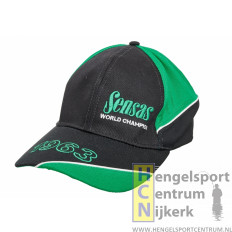 Sensas pet fashion zwart met groen