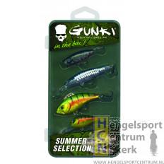 Gunki box pluggen zomer