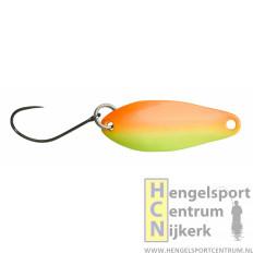 Gunki lepel drift 2.1 gram ORANGE YELLOW/GOLD