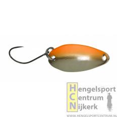 Gunki lepel slide 2.8 gram FULL SILVER/ORANGE SIDE