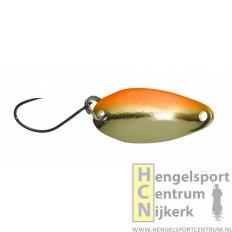 Gunki lepel slide 2.8 gram FULL GOLD/ORANGE SIDE