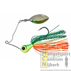 Gunki Gennaker 3/8 spinnerbait FIRE TIGER