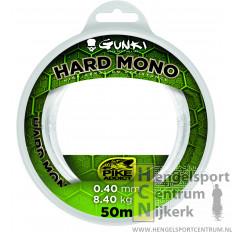 Gunki hard mono nylon 50 meter