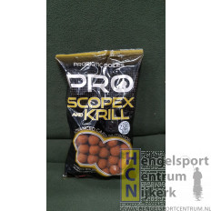 Starbaits Boilies Probiotic Scopex Krill