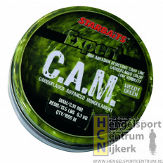 Starbaits Cam Line Weedy Green 1000 meter