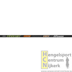 Sensas 654 H-Power Vaste Hengel 13 meter PACK