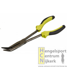 Gunki tang gebogen 28 cm
