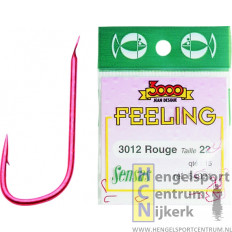 Sensas Feeling Haken 3012 rood