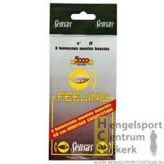 Sensas Feeling Onderlijn 3311 nikkel 40 cm