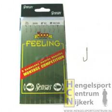 Sensas Feeling onderlijn 3530 brons 18 cm