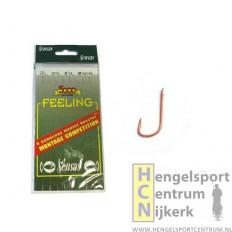 Sensas Feeling Onderlijn 3012 rood 18 cm