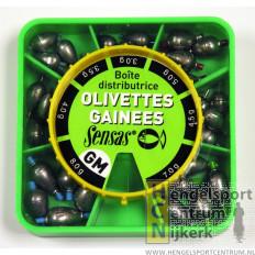 Sensas Looddoos Olivettes