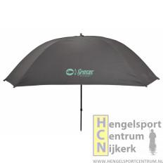 Sensas paraplu super challenge vierkant 250 cm