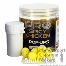 Starbaits pro spicy chicken pop up boilies