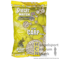 Sensas Pellets Light Carp 750 gram